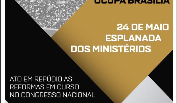 Ocupa Brasília – 24 de maio